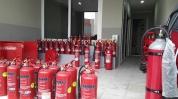 İzmir Yangın Söndürme Tüpü