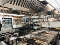 Endüstriyel Mutfak Karaburun
