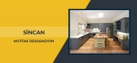 Sincan Mutfak Dekorasyon