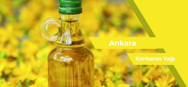 Ankara Kantaron Yağı