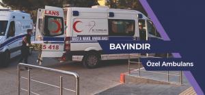 Bayındır Özel Ambulans