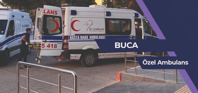Buca Özel Ambulans