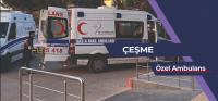 Çeşme Özel Ambulans