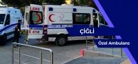 Çiğli Özel Ambulans