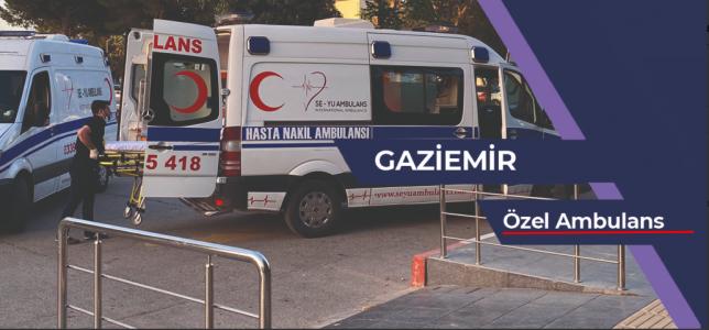 Gaziemir Özel Ambulans
